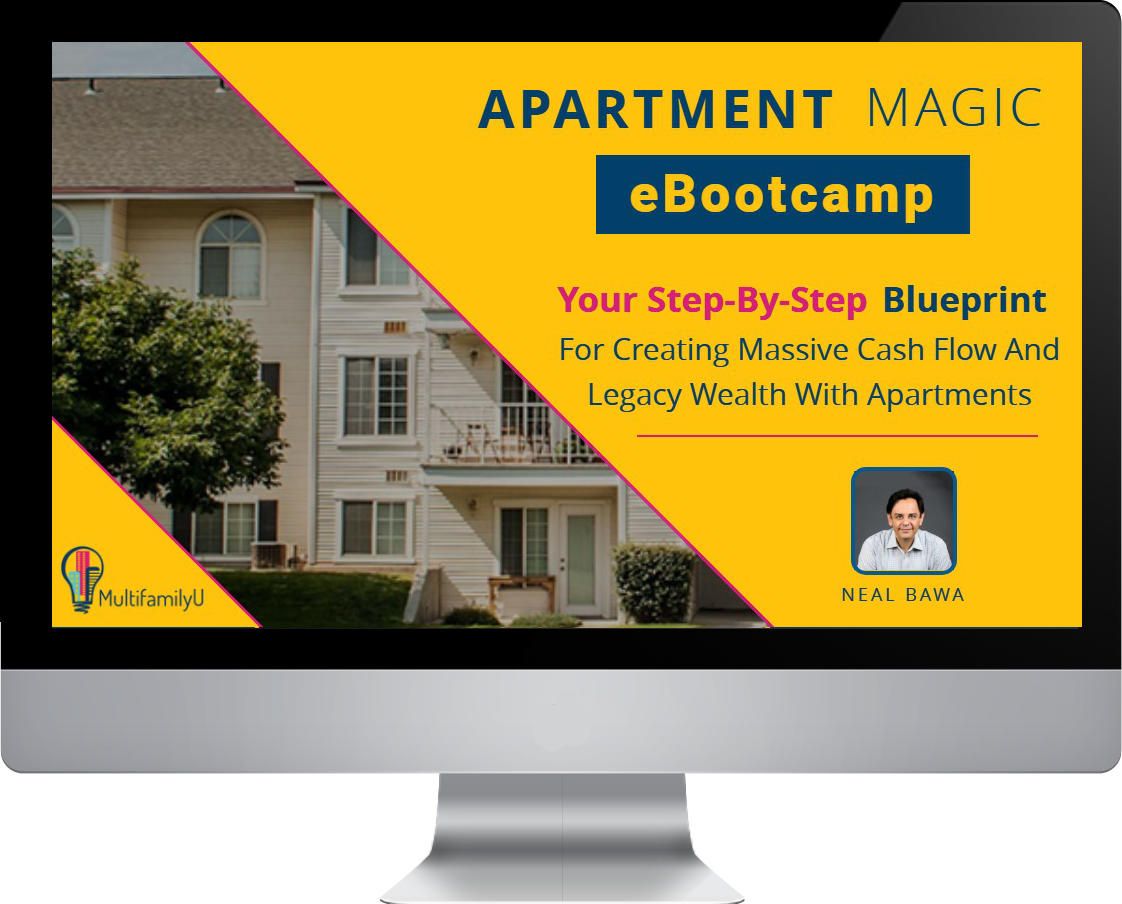 MultiFamilyU' The Apartment Magic Bootcamp - Elite Ticket